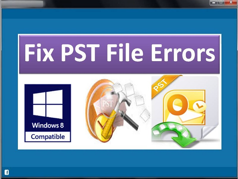 Superb tool to fix PST file errors